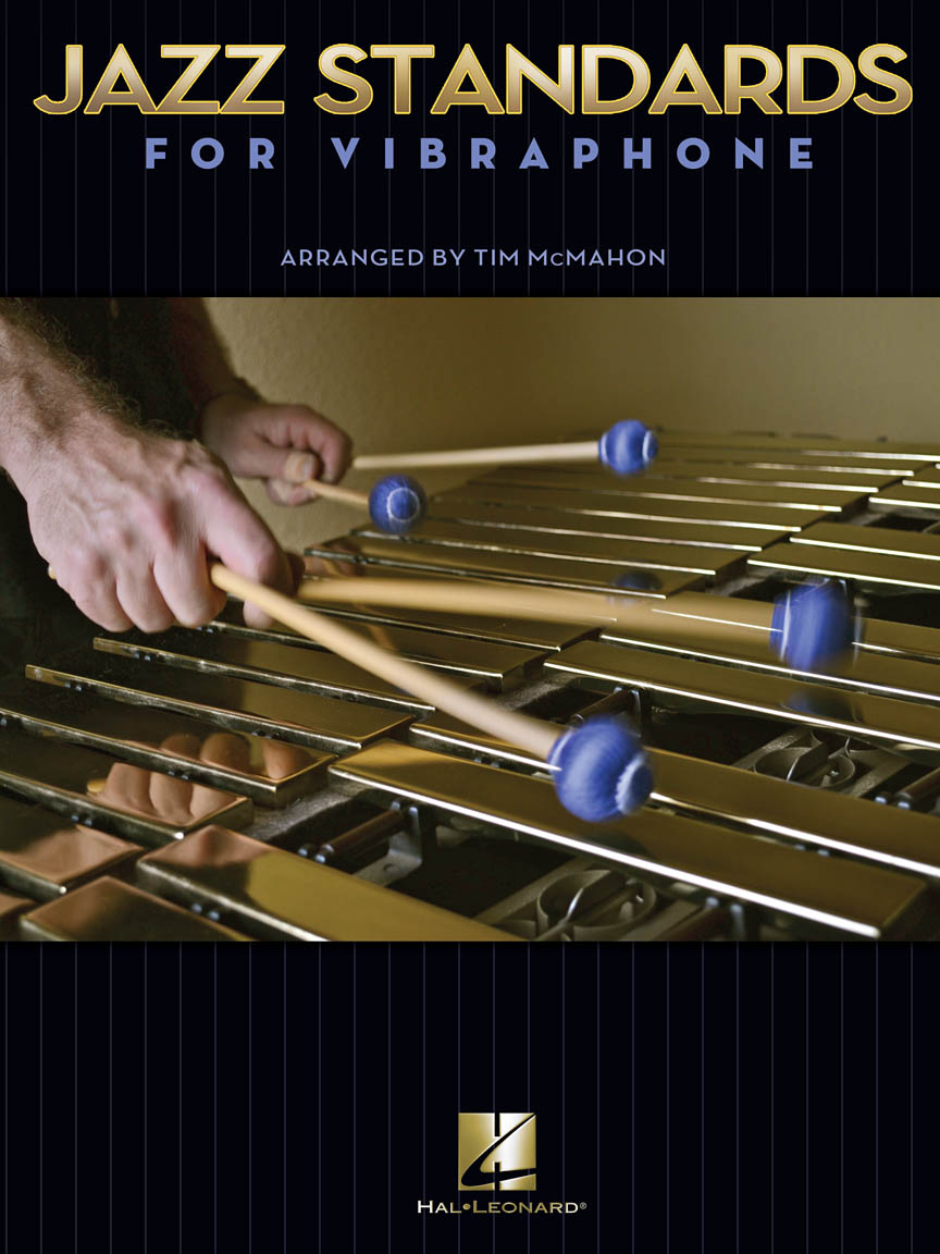Product Cover for Jazz Standards for Vibraphone