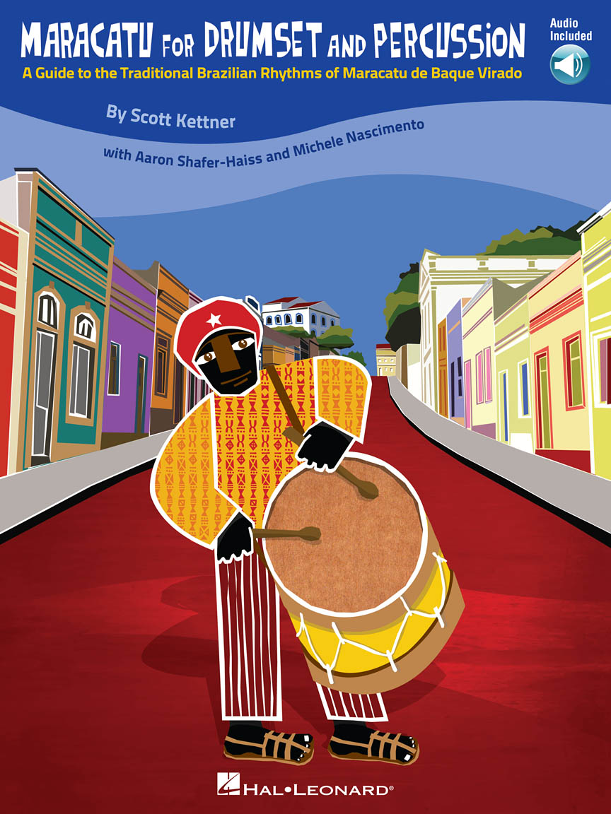 Product Cover for Maracatu for Drumset and Percussion