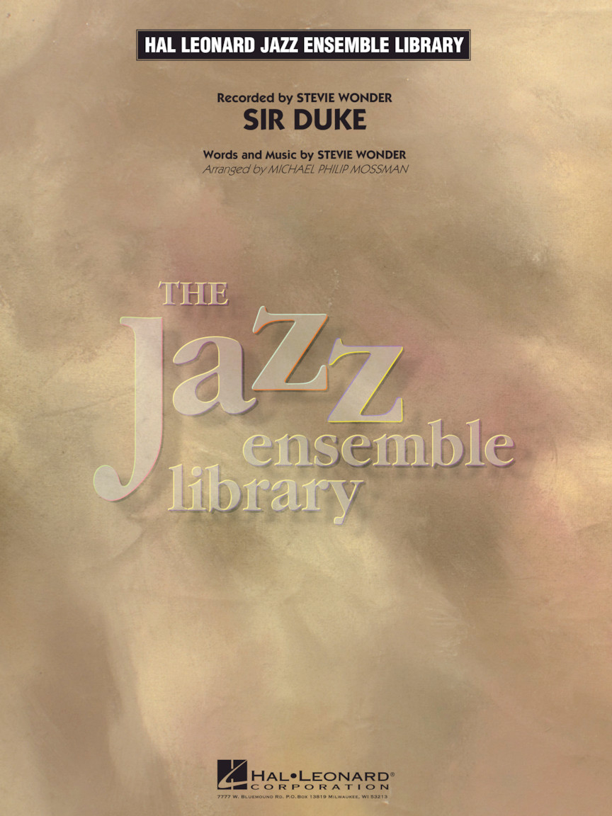 Product Cover for Sir Duke