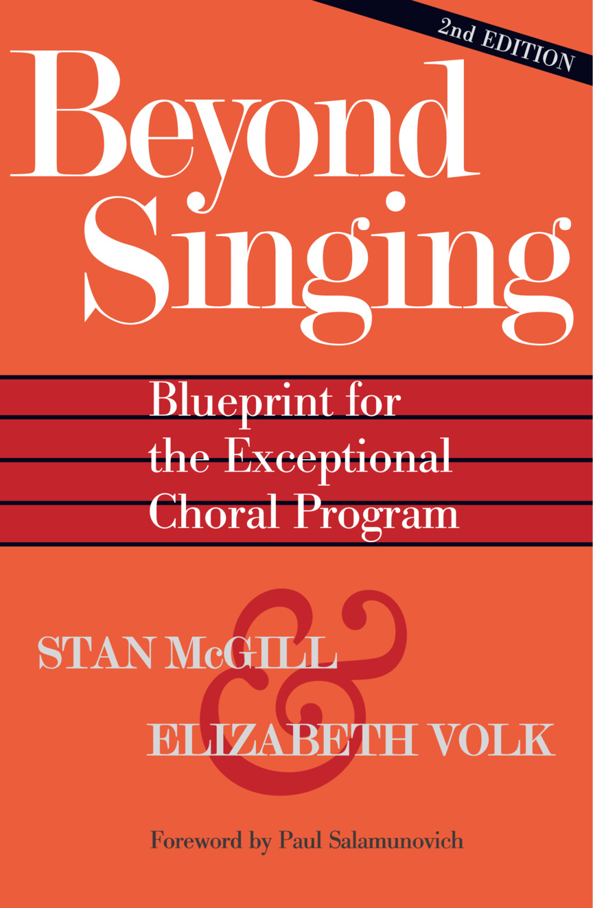Product Cover for Beyond Singing