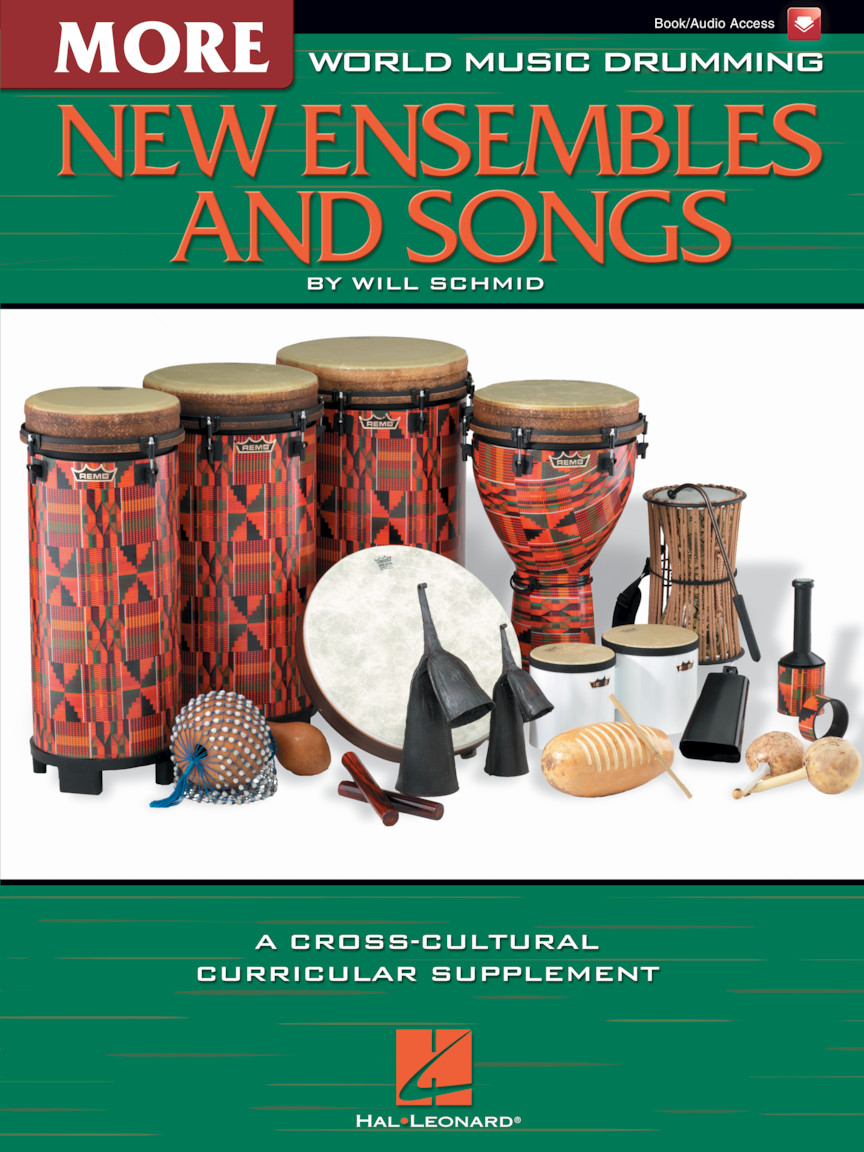 Product Cover for World Music Drumming: More New Ensembles and Songs