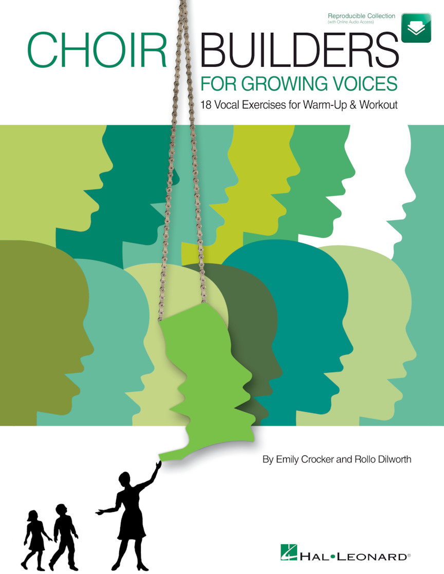 Product Cover for Choir Builders for Growing Voices