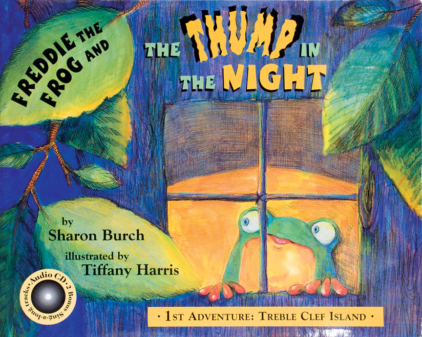 Product Cover for Freddie the Frog and the Thump in the Night