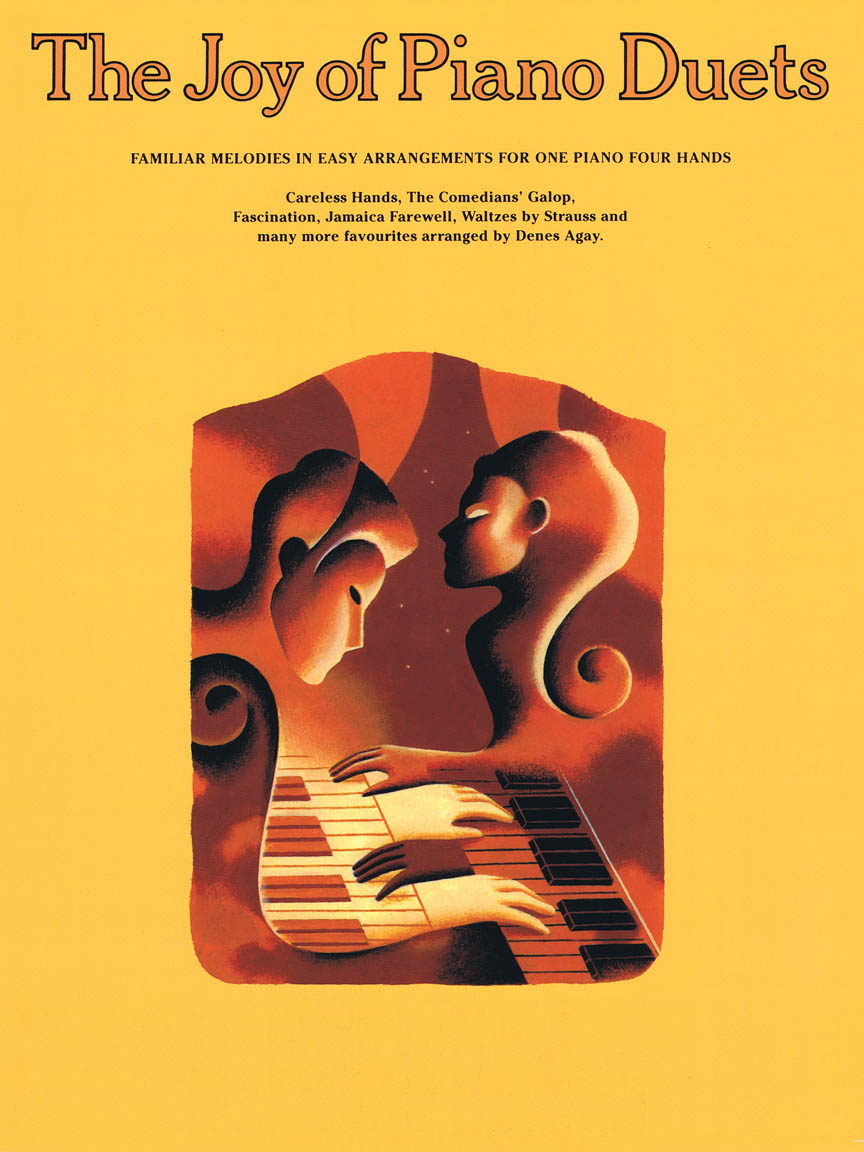 Product Cover for The Joy of Piano Duets
