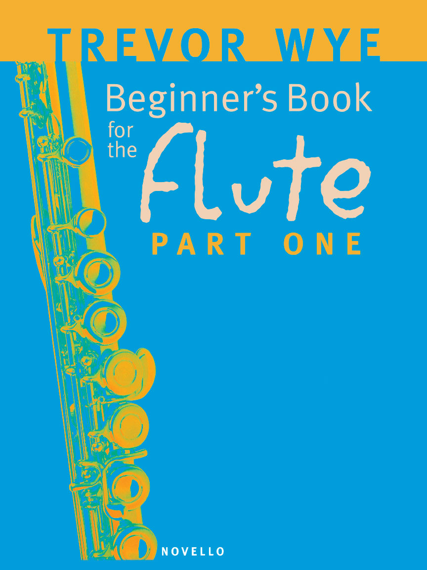 Product Cover for Beginner's Book for the Flute – Part One