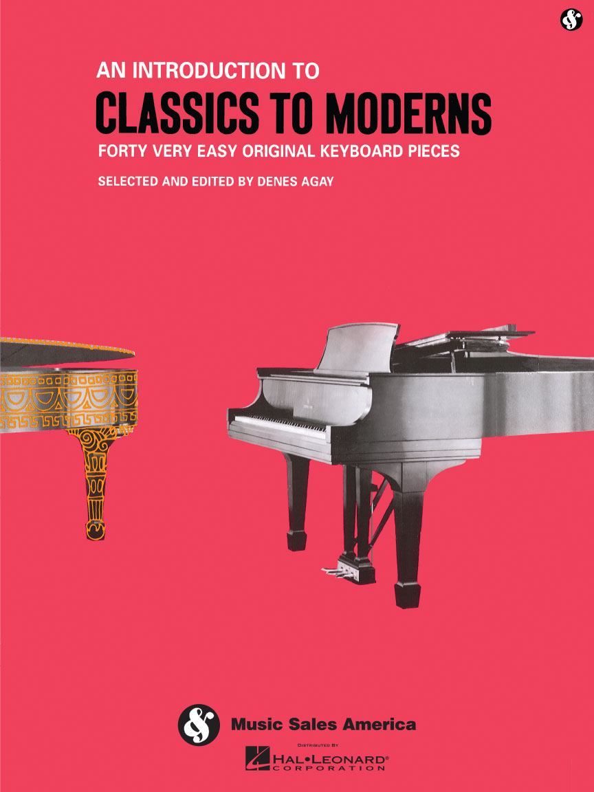 Product Cover for An Introduction to Classics to Moderns