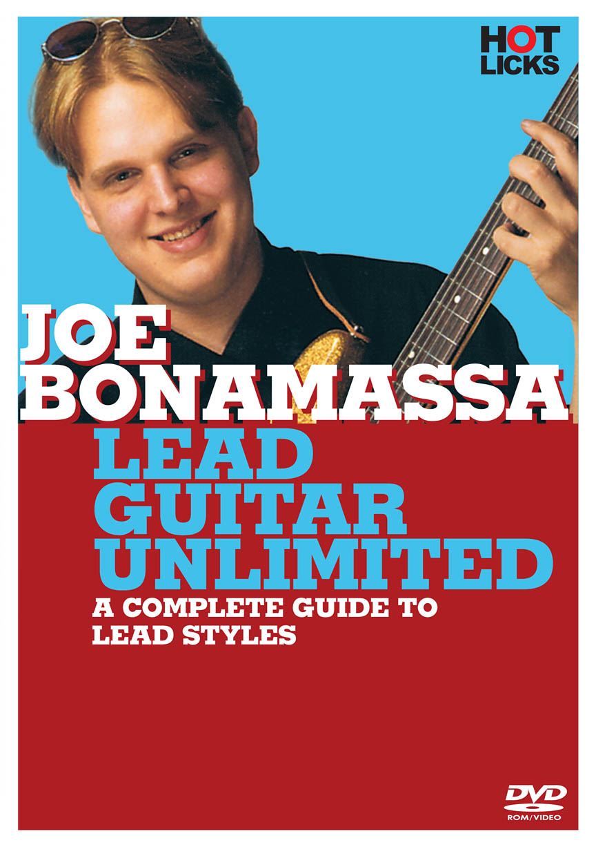 Product Cover for Joe Bonamassa – Lead Guitar Unlimited
