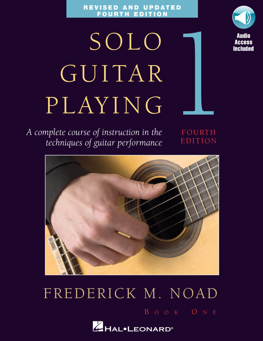 Product Cover for Solo Guitar Playing – Book 1, 4th Edition