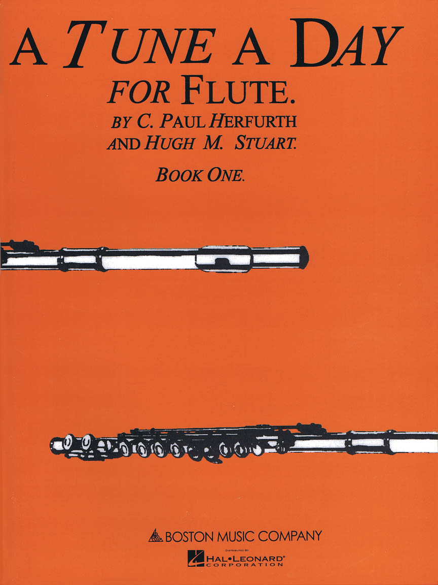 Product Cover for A Tune a Day – Flute