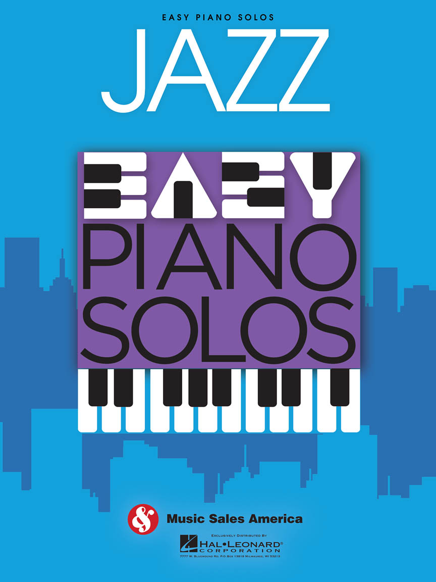 Product Cover for Jazz – Easy Piano Solos