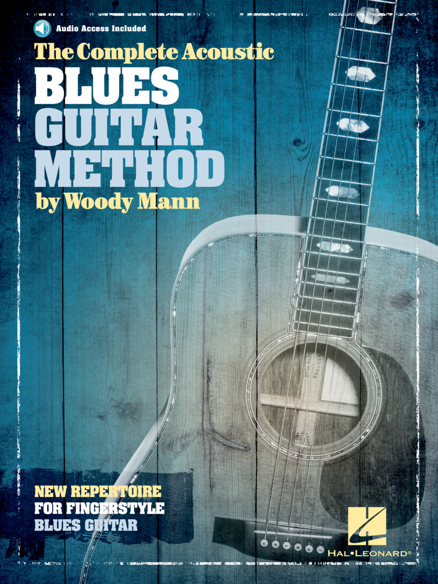Product Cover for The Complete Acoustic Blues Guitar Method