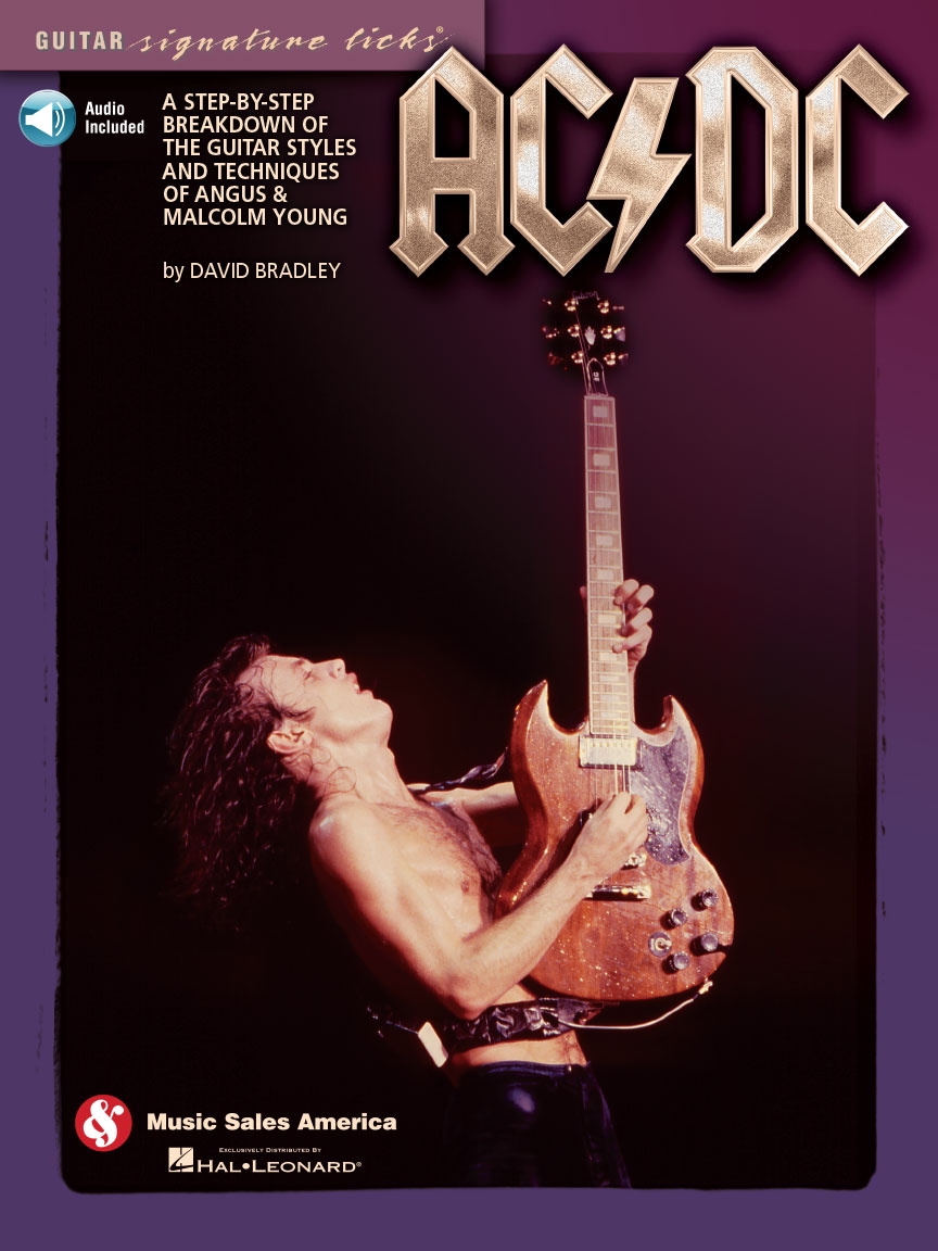 Product Cover for AC/DC – Guitar Signature Licks