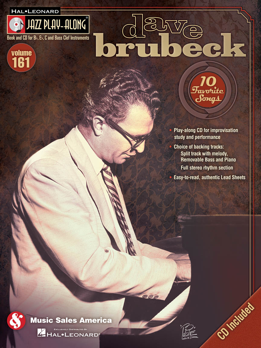 Product Cover for Dave Brubeck