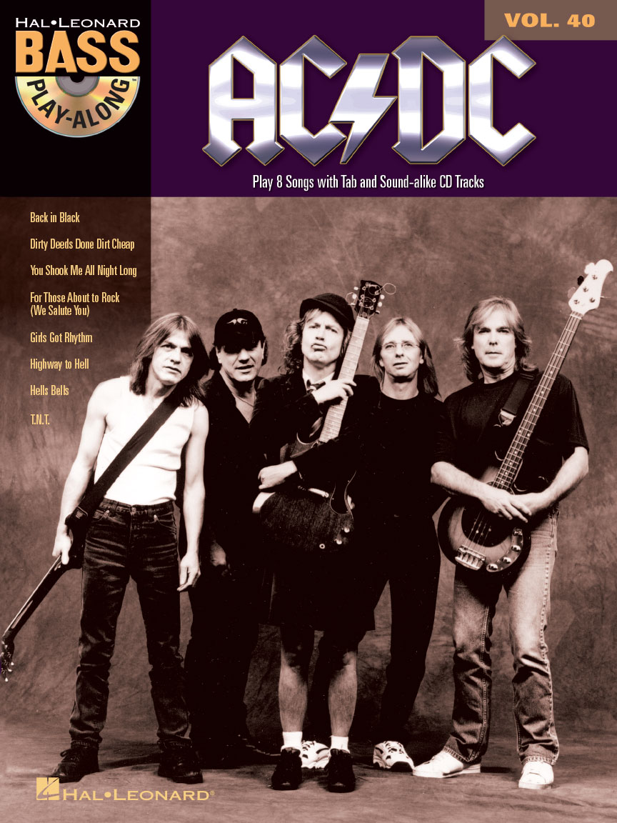 Product Cover for AC/DC