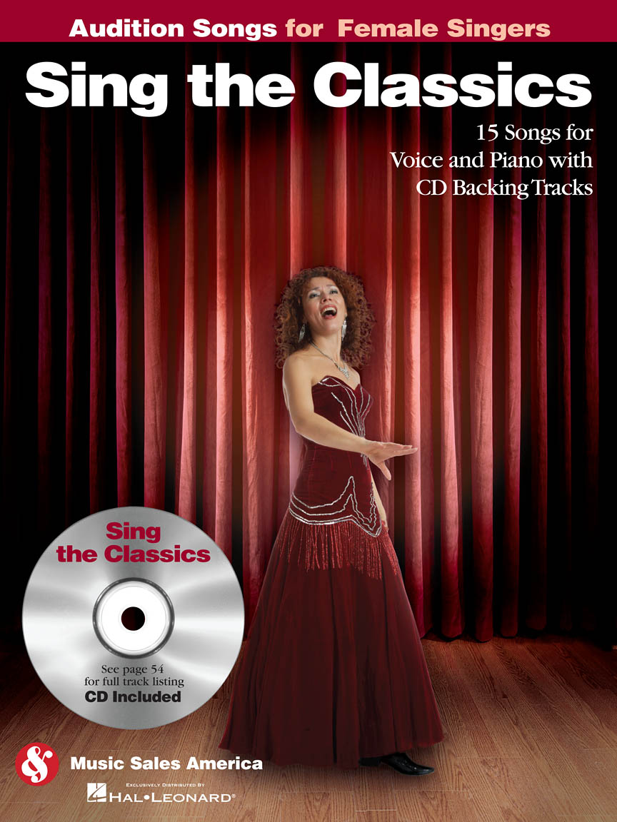 Product Cover for Sing the Classics