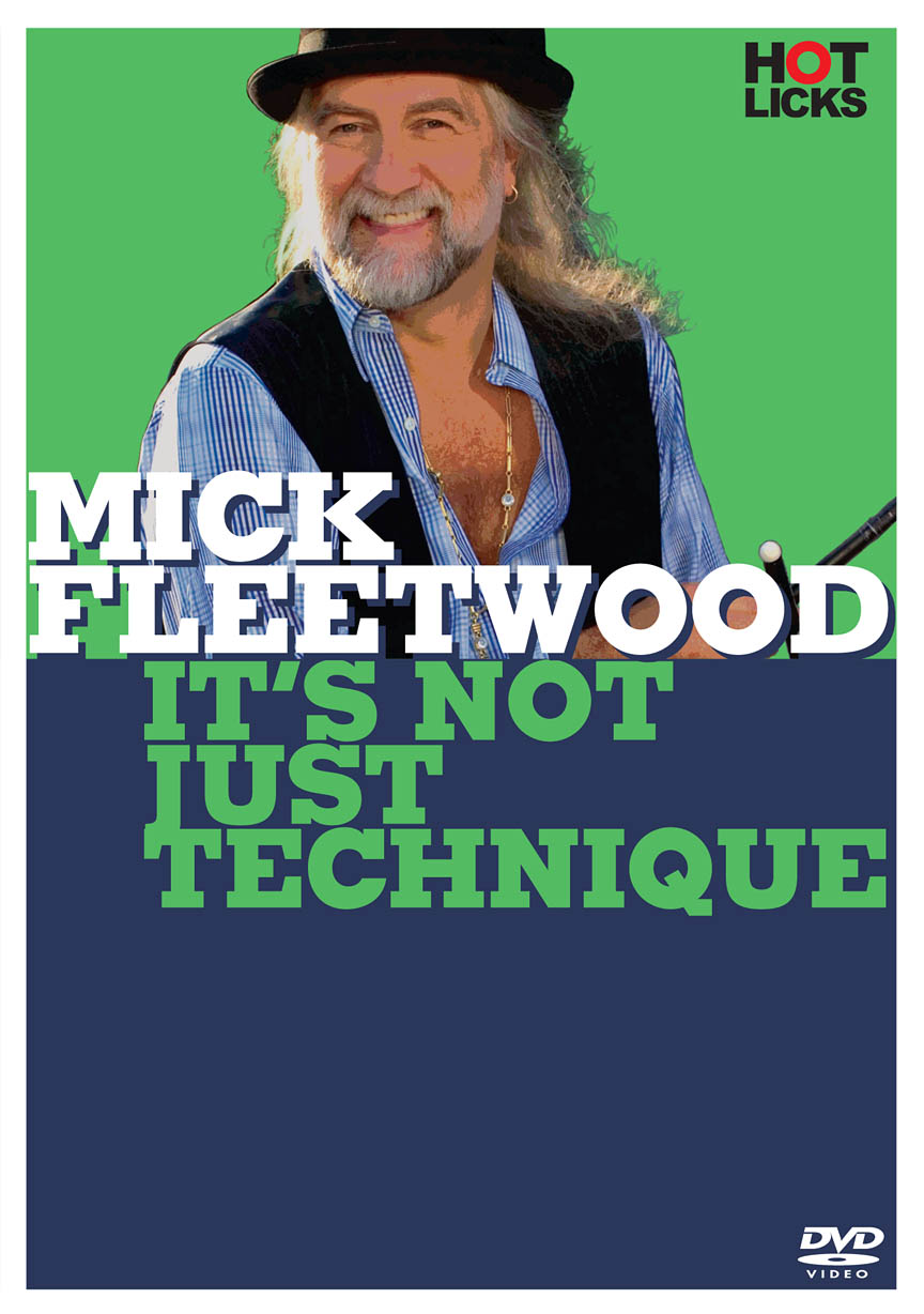Product Cover for Mick Fleetwood – It's Not Just Technique