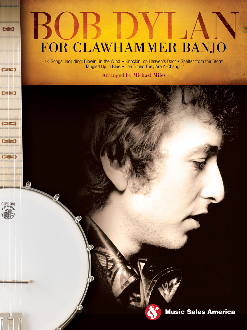 Product Cover for Bob Dylan for Clawhammer Banjo