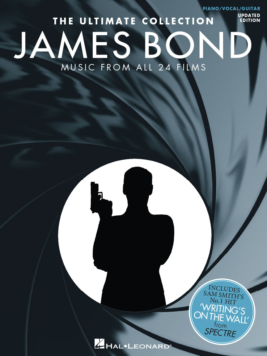 Product Cover for James Bond – The Ultimate Music Collection