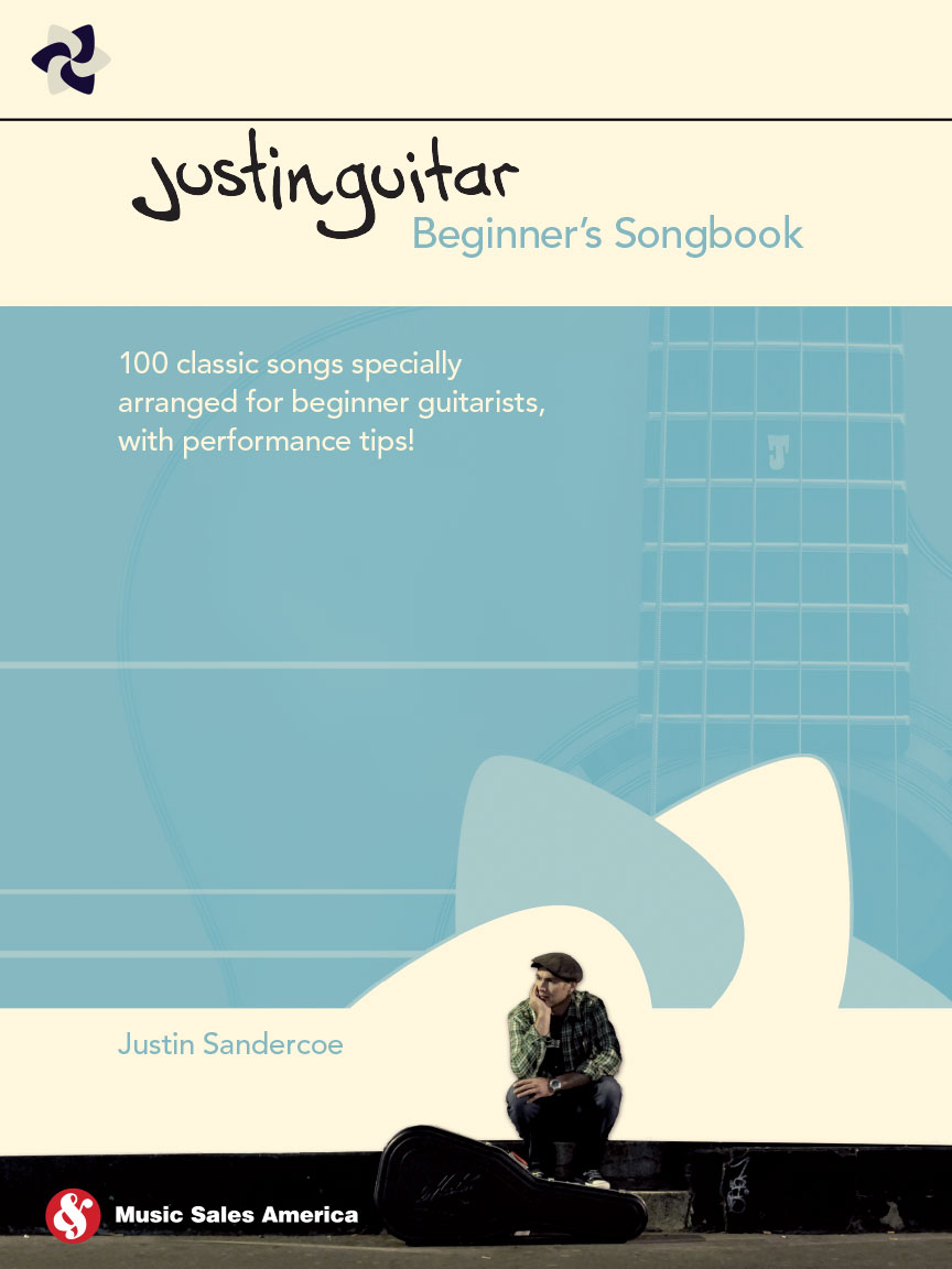 Product Cover for JustinGuitar Beginner's Songbook