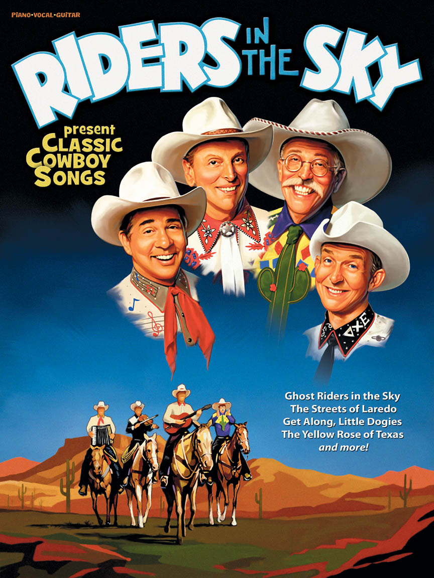 Riders in the Sky – Classic Cowboy Songs