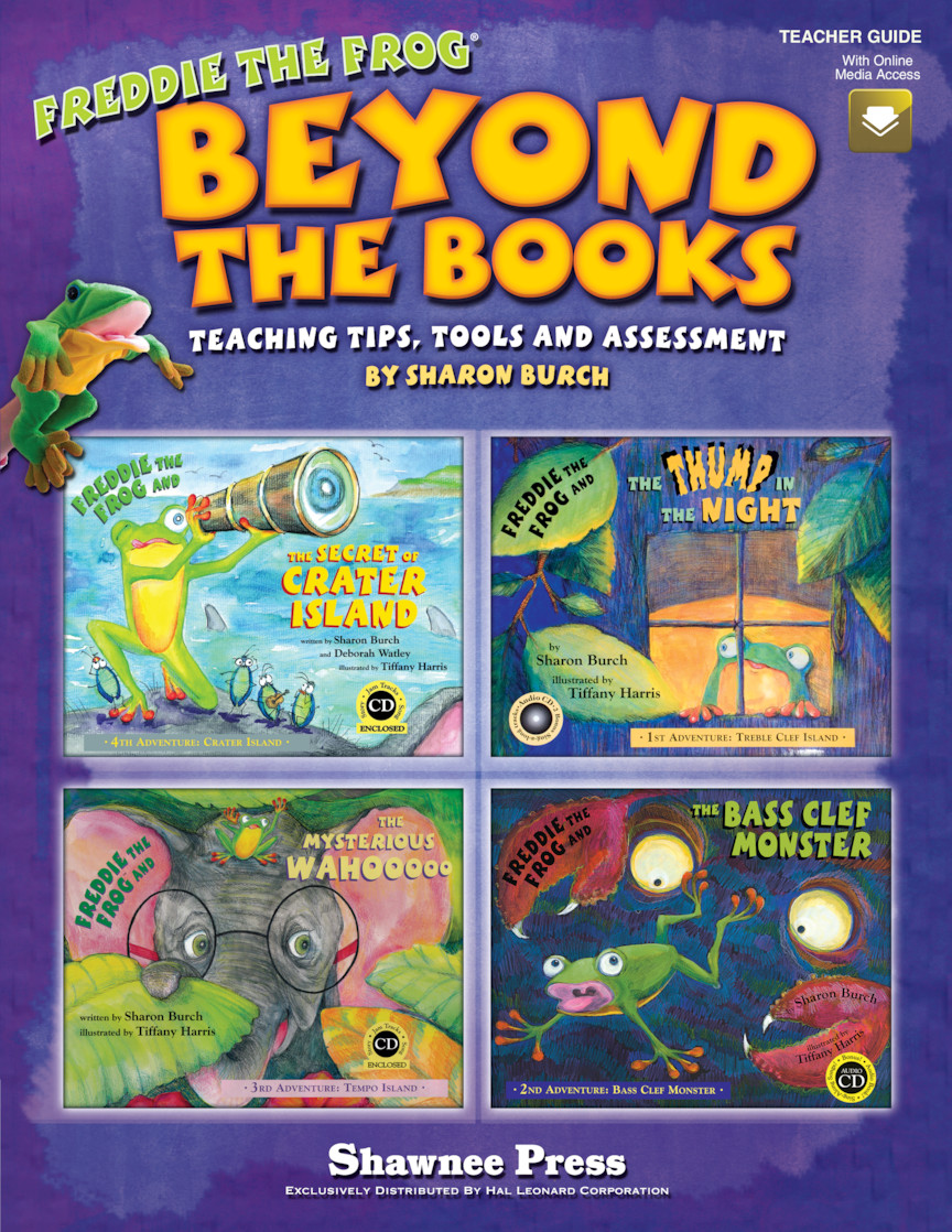 Beyond the Books: Teaching with Freddie the Frog