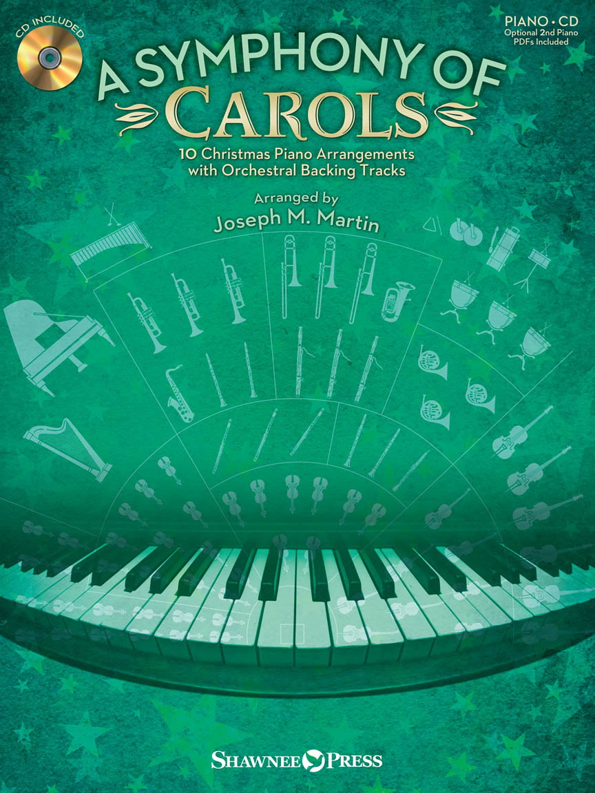 Product Cover for A Symphony of Carols
