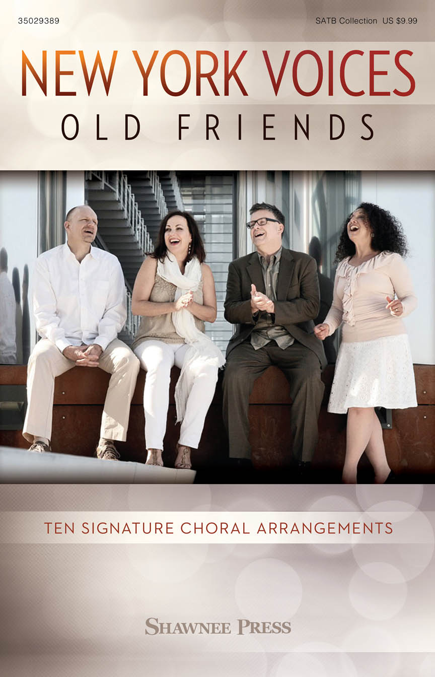 Product Cover for New York Voices: Old Friends