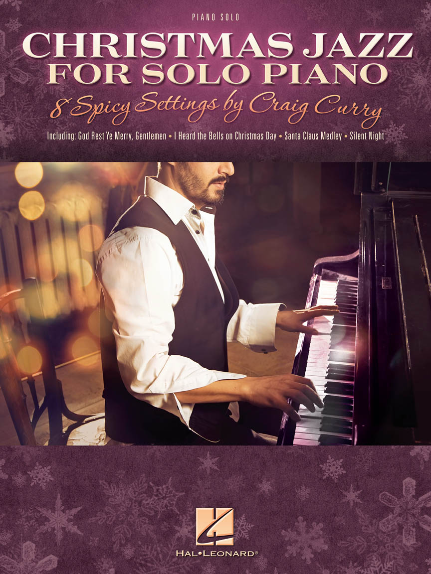 Product Cover for Christmas Jazz for Solo Piano