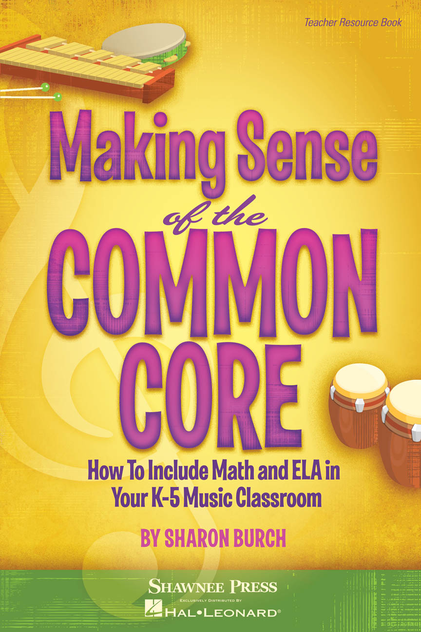 Product Cover for Making Sense of the Common Core