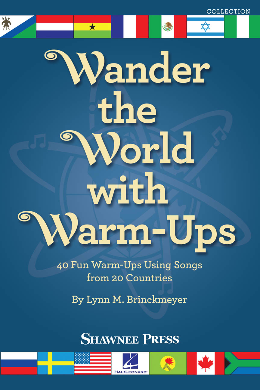 Product Cover for Wander the World with Warm-Ups