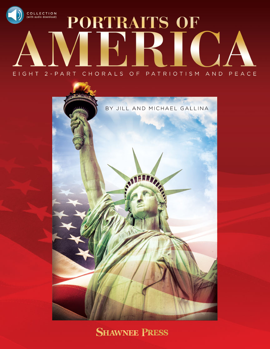 Product Cover for Portraits of America