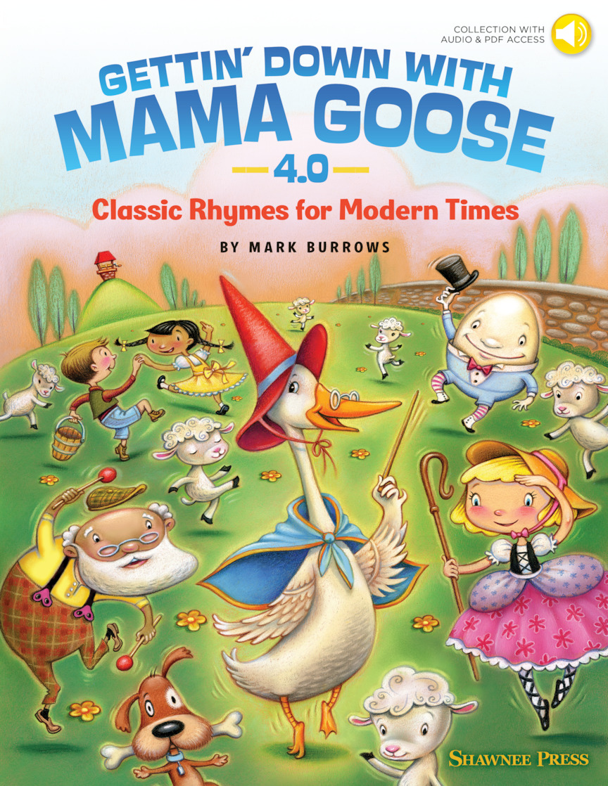 Product Cover for Gettin' Down with Mama Goose 4.0