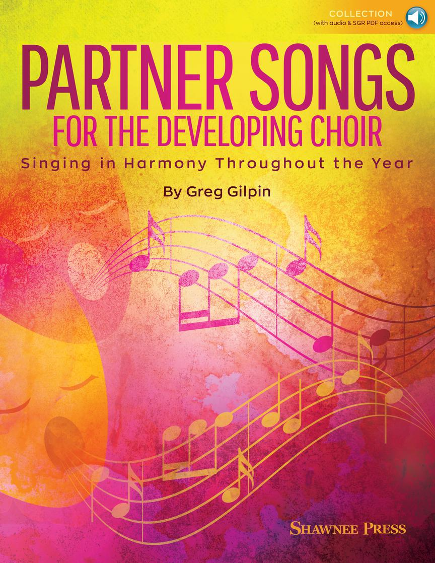 Product Cover for Partner Songs for the Developing Choir