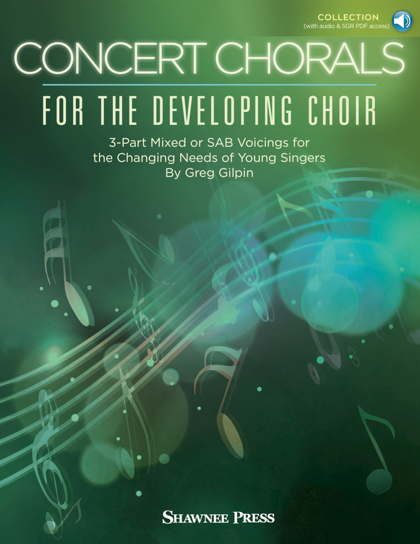 Product Cover for Concert Chorals for the Developing Choir