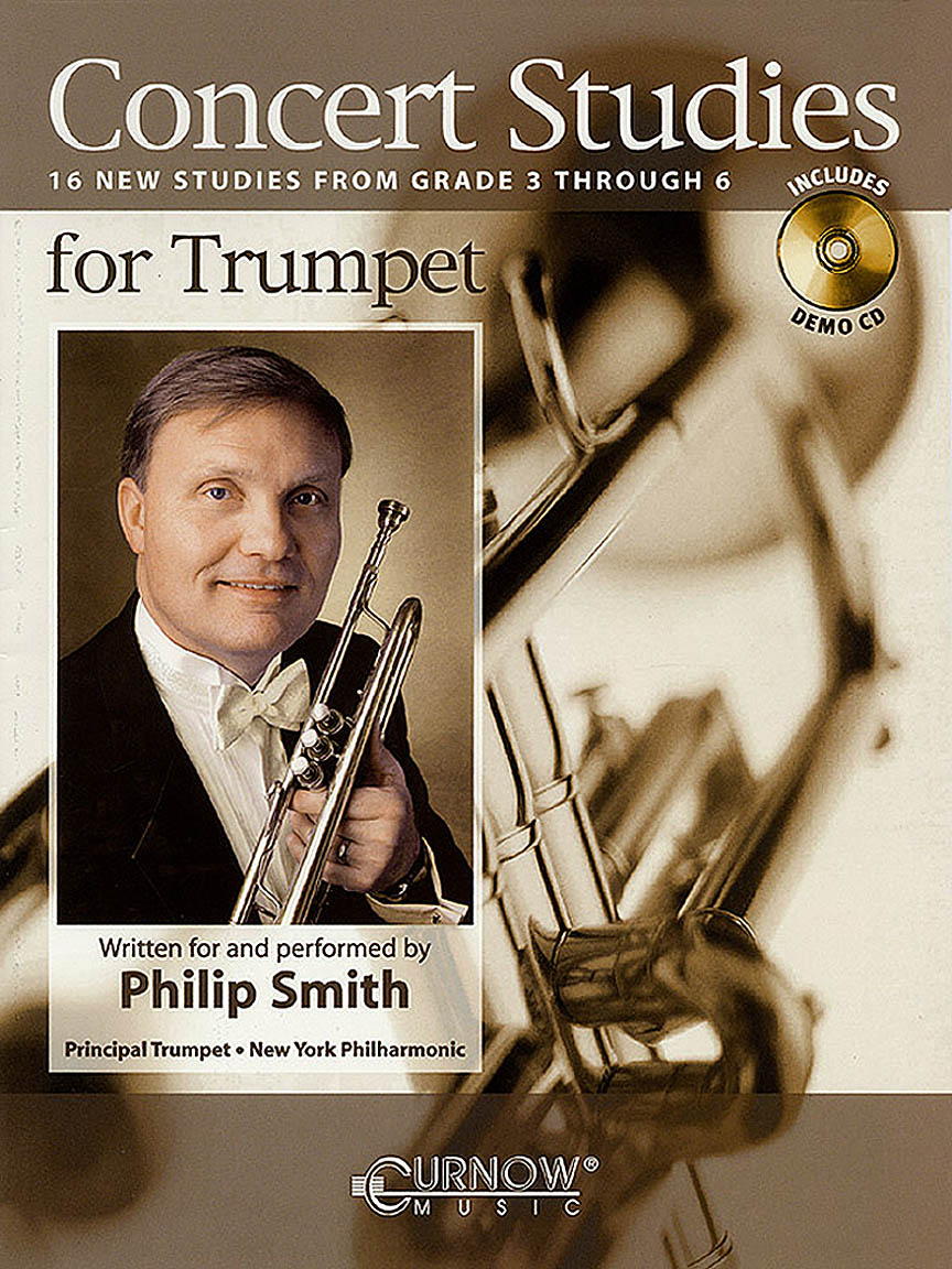 Product Cover for Concert Studies for Trumpet