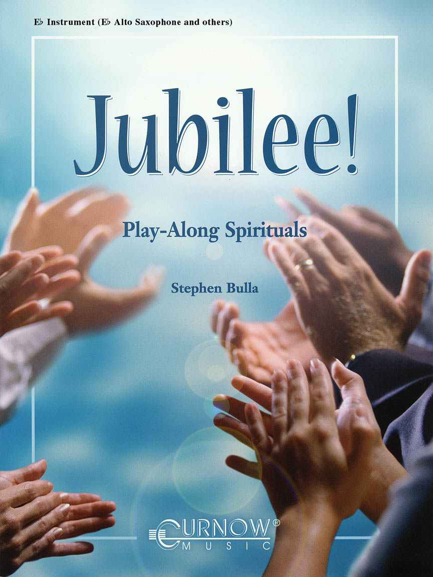 Product Cover for Jubilee! – Play-Along Spirituals
