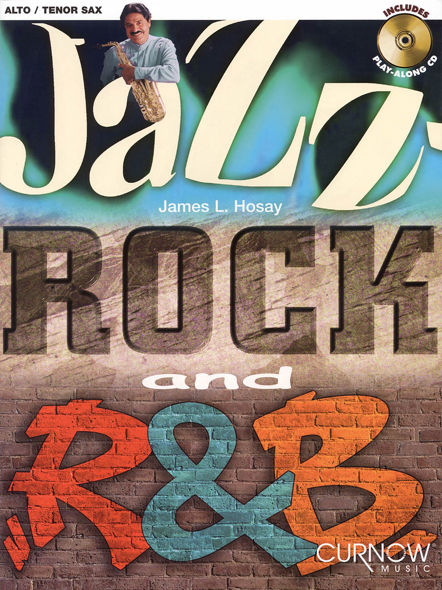 Product Cover for Jazz-Rock and R&B