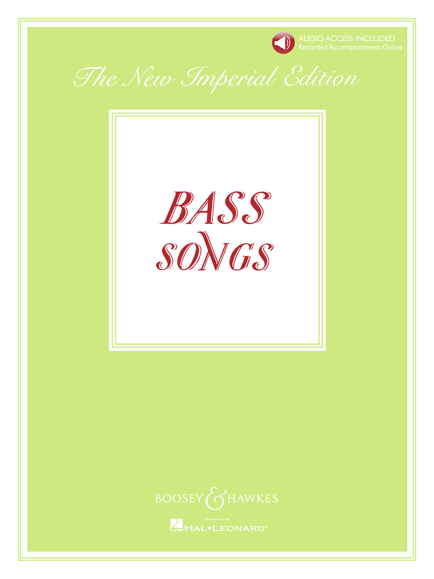 Product Cover for Bass Songs