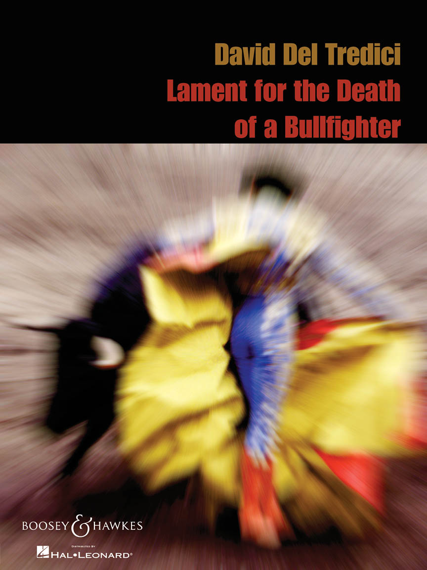 Product Cover for David Del Tredeci – Lament for the Death of a Bullfighter