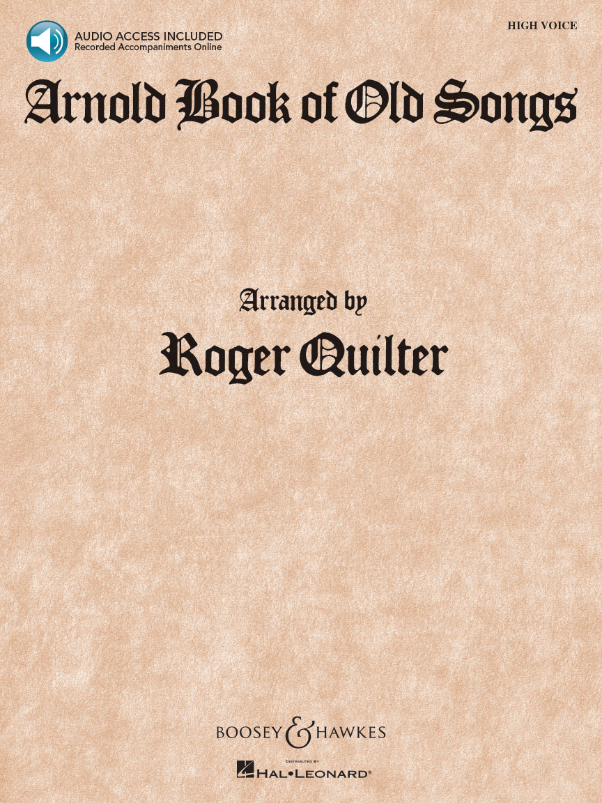Product Cover for Arnold Book of Old Songs