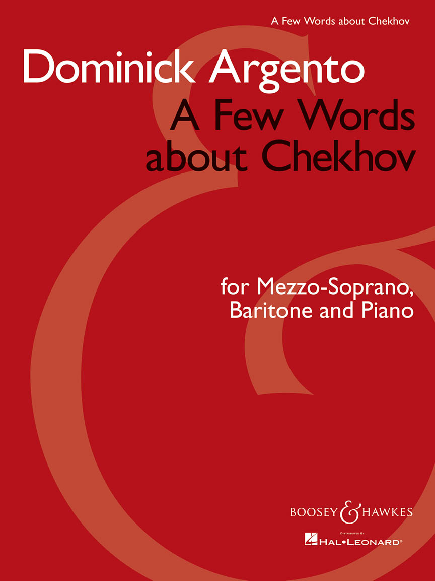 Product Cover for A Few Words About Chekhov