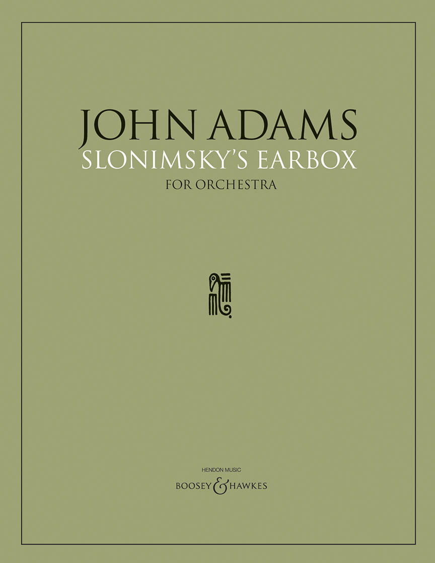 Product Cover for Slonimsky's Earbox