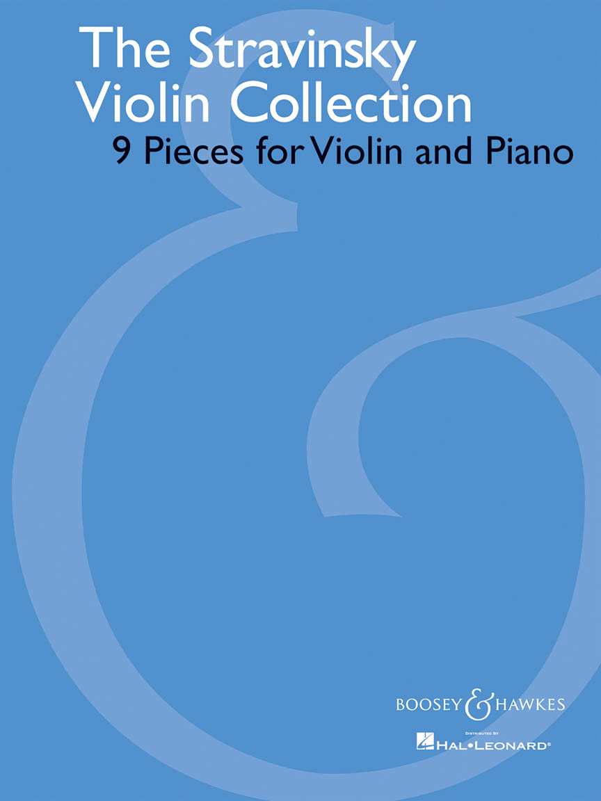 Product Cover for The Stravinsky Violin Collection