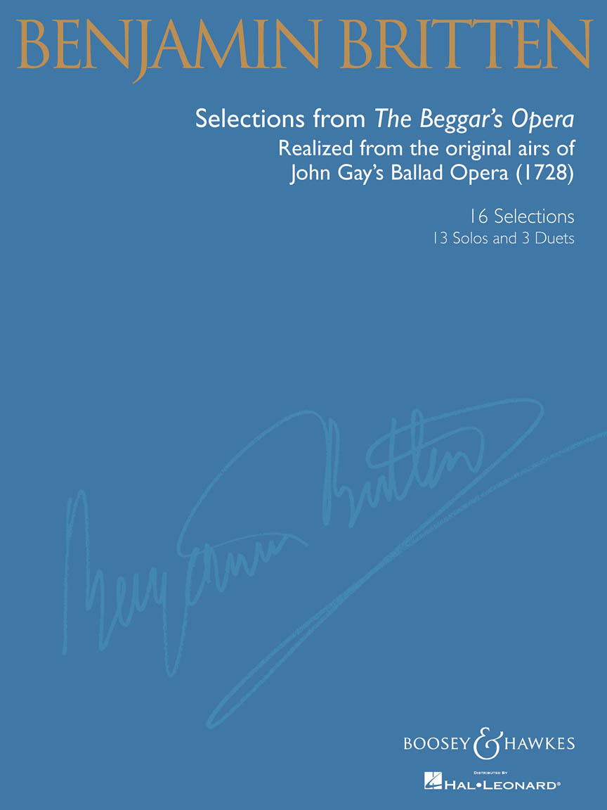 Product Cover for Britten: Selections from The Beggar's Opera