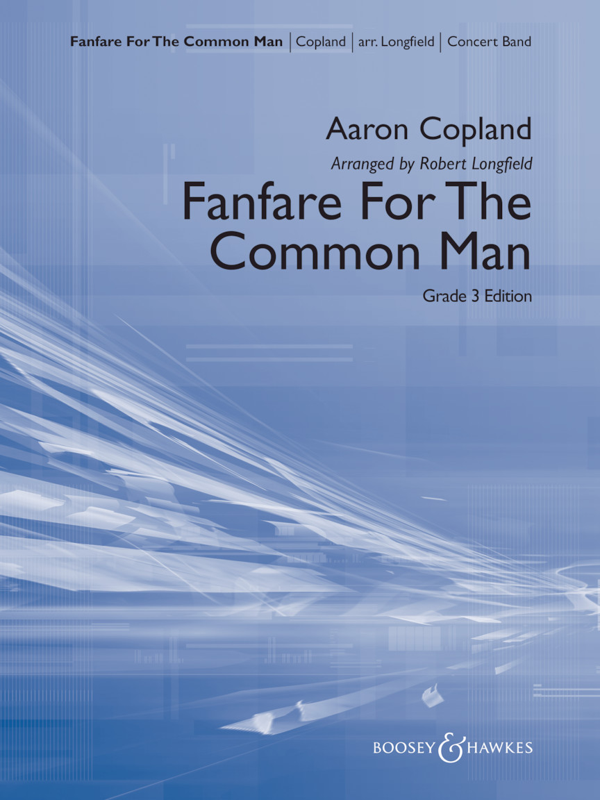 Product Cover for Fanfare for the Common Man