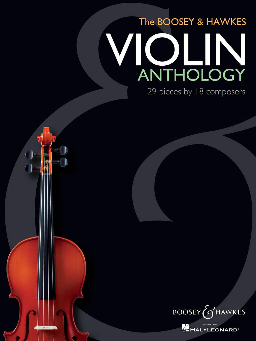 Product Cover for The Boosey & Hawkes Violin Anthology