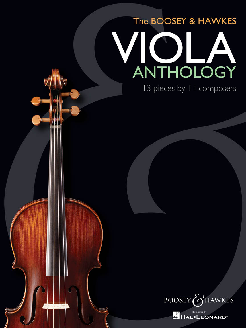 Product Cover for The Boosey & Hawkes Viola Anthology