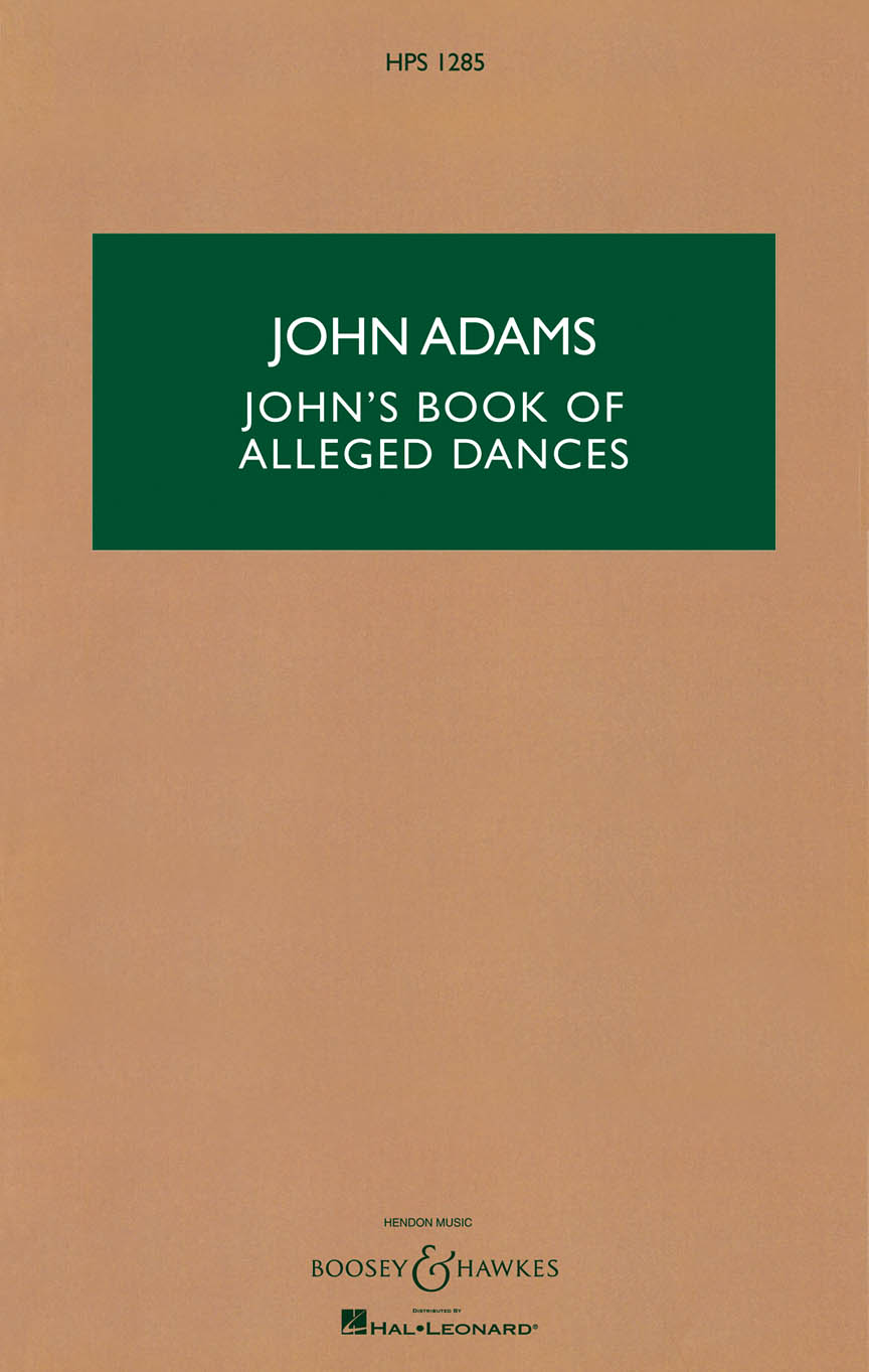Product Cover for John's Book of Alleged Dances