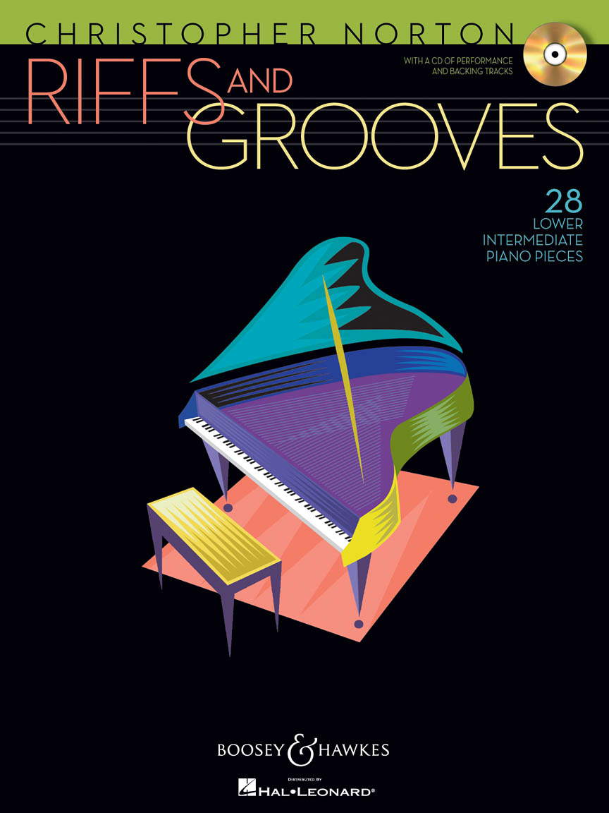 Product Cover for Riffs and Grooves