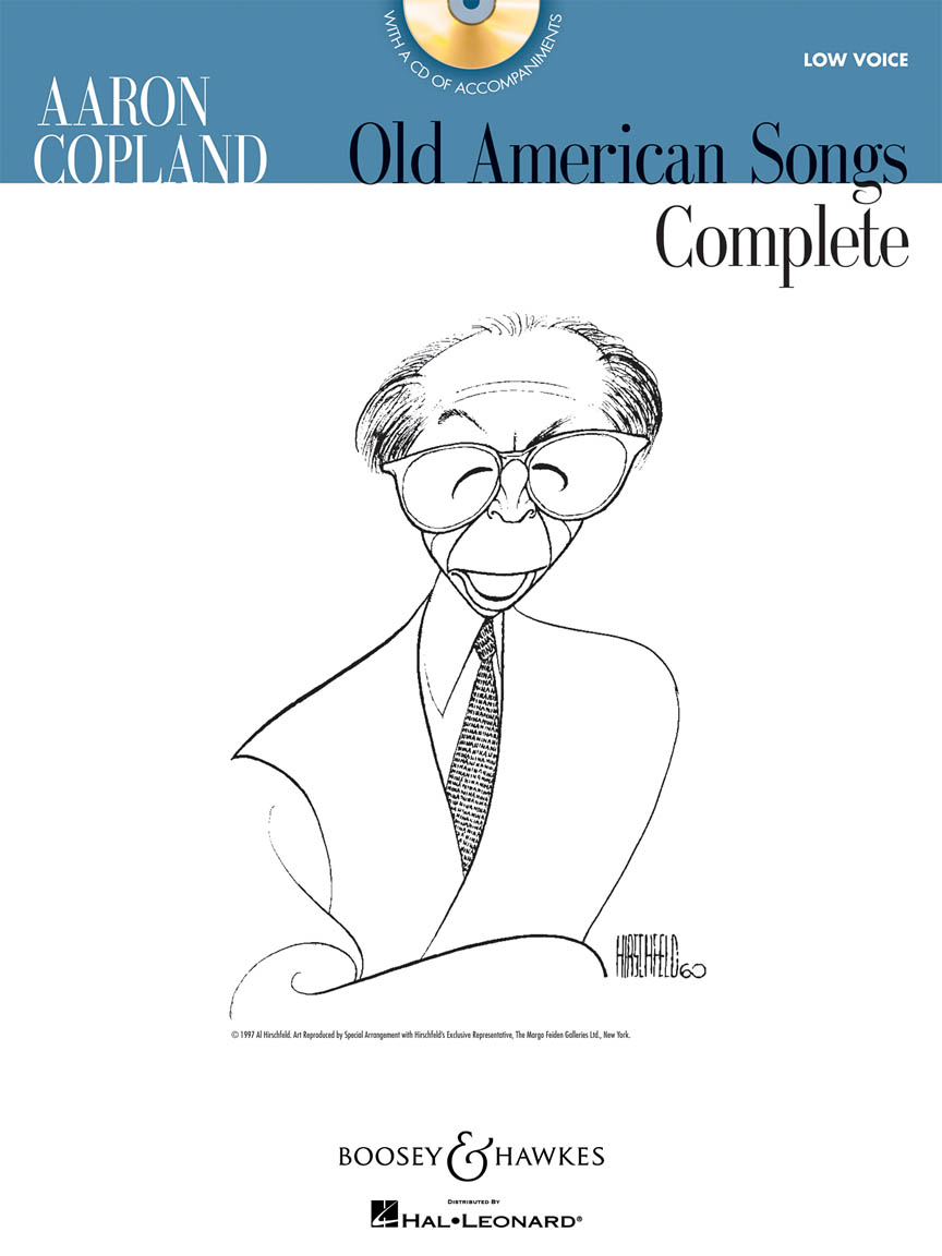 Product Cover for Aaron Copland: Old American Songs Complete